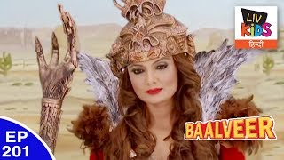 Baal Veer - बालवीर - Episode 201 - Baalveer Fights With Cyclone