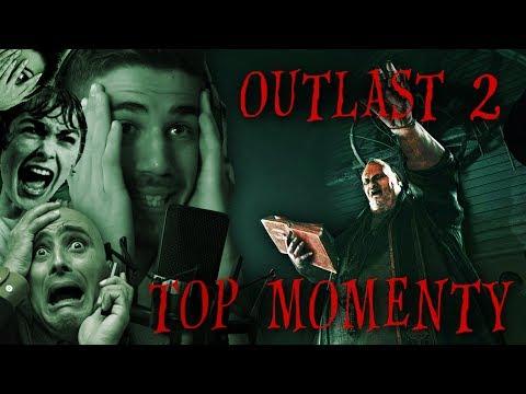 OUTLAST 2 - TOP MOMENTY │ GOGOMANTV