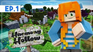 WELCOME TO THE NEIGHBORHOOD | Minecraft: Harmony Hollow SMP - S3 Ep.01