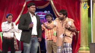 Chalaki Chanti Performance - Jabardasth - Episode No 52 - ETV Telugu