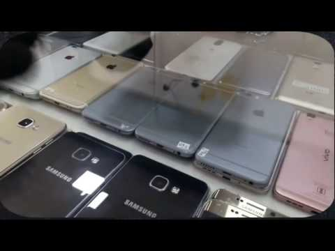 USED MOBILE PHONES MARKET | MUMBAI (Samsung, Iphones Second hand mobile phones)