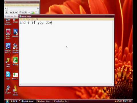 How To Download Tamil Mp3 Part 2.wmv