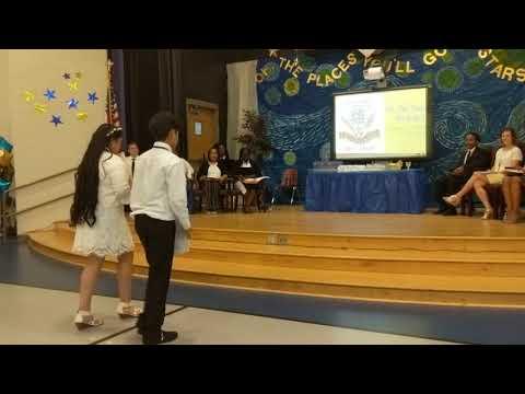 2018 Bolton Academy 5th Grade Moving Up Ceremony