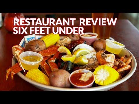 Restaurant Review - Six Feet Under | Atlanta Eats