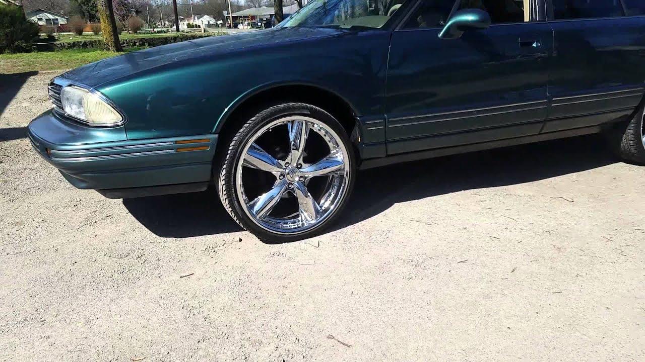 1998 Oldsmobile Regency On 22 S
