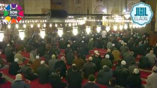El Adil(sas) Programı, Dua, Salatlar ve Kapanış
