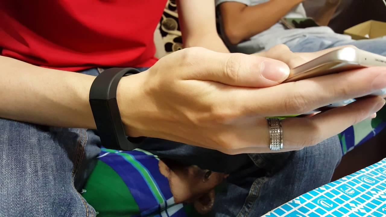 [Viettablet.com]- Vòng đeo tay thông minh I5 Plus. Trang sức cho các bạn trẻ.