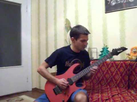 Andrew Savitsky   Still Loving You Scorpions shredding cover ipmrovization