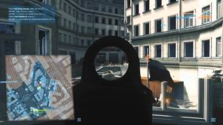 Battlefield 3 Gameplay - Multiplayer online @ PC