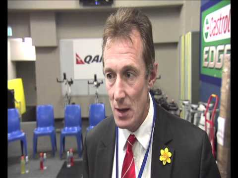 Rob Howley post 3rd Welsh Test