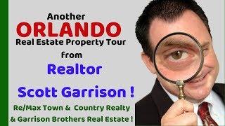 721 MALONE DR, ORLANDO, FL 32810 | Albert Lee Ridge |  Realtor Scott Garrison | 407-339-3200