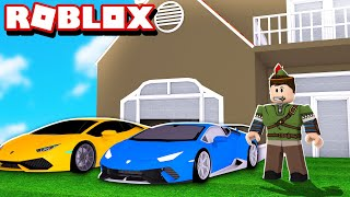 I BOUGHT A NEW HOUSE IN ROBLOX!! (House Tycoon)