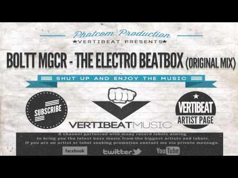 Boltt MgCr - The Electro Beatbox (Original Mix)