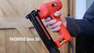 Zszywacz Elektryczny  - TACWISE DUO35 Thumbnail