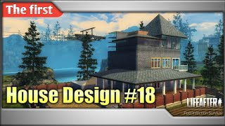 Desain Rumah Lifeafter (MANOR 10) Lifeafter House Design