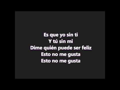 Nicky Jam - El Perdón (lyric - letra)