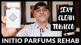 Initio Parfums Rehab Fragrance Review + 5 Samples USA Giveaway