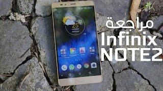 Infinix Note 2 X600 Review - مراجعة إنفينكس نوت 2