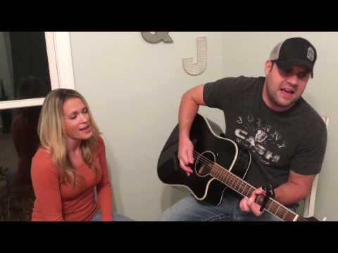 Cold One - Eric Church - Cover Jenny & Marc St. John