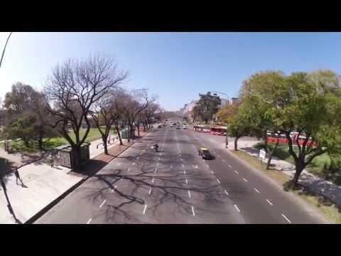 Avenida Figueroa Alcorta Buenos Aires Argentina