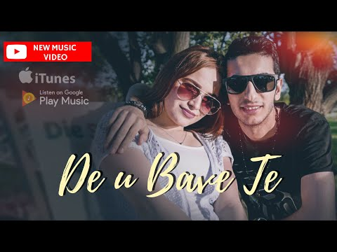 Ibrahim Khalil - DE U BAVE TE - Official Music Video 2017 / 4K