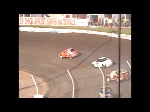 Eagle Raceway Sport Compact Heat 1 on 7-29-2017