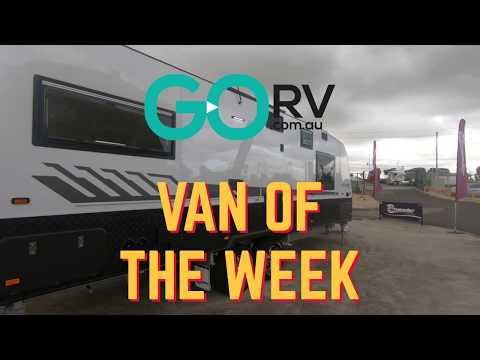 VAN OF THE WEEK: Crusader Caravans' Excalibur Prince