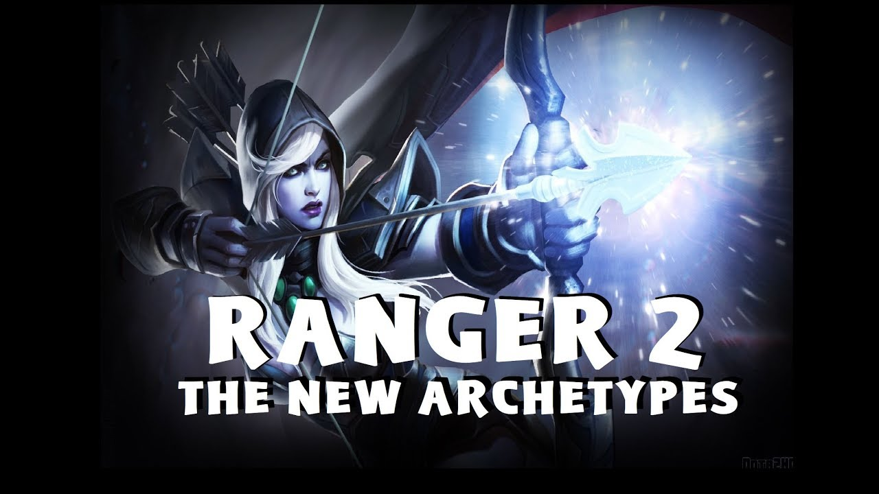 Dungeons and Dragons Lore: Ranger, New Archetypes