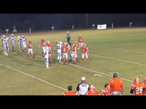 Wilcox Academy vs Clarke Prep School Highlights: 10/28/16