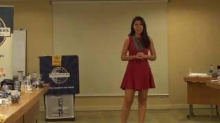 Election Speech - Treasurer - Ilgın Kaya
