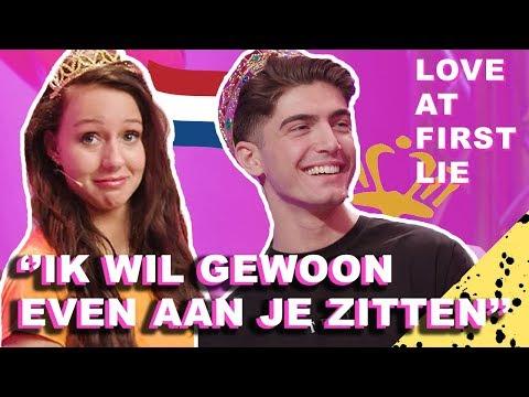 Koningsdag Special: SOPHIE BETAST KANDIDAAT | Love at First Lie - CONCENTRATE VELVET
