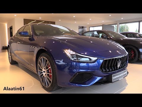 INSIDE the NEW Maserati Ghibli 2019 | DETAILS In Depth Review Interior Exterior