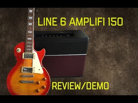 line 6 amplifi 150 review and demo youtube. Black Bedroom Furniture Sets. Home Design Ideas