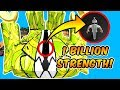 The BIGGEST Person On Weight Lifting Simulator 2! | 1 BILLION Strength! | Roblox