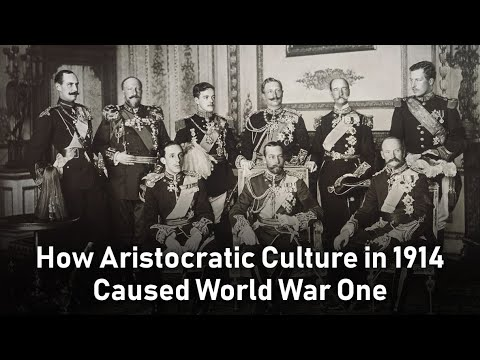 how-aristocratic-culture-in-1914-caused-world-war-one-with-margaret-macmillan