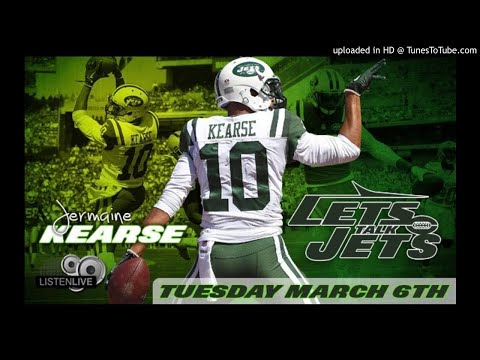 Interview with New York Jets Wide Receiver Jermaine Kearse