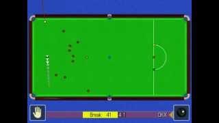 World Snooker Championship 2005 Maximum Break 147 (WSC 2005 PC Game) #2