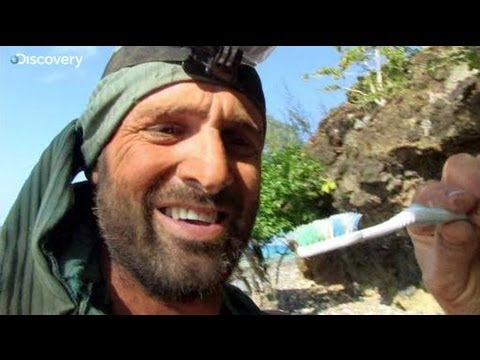Ed Stafford Gets Marooned on New Discovery Channel