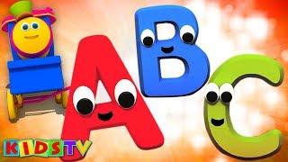 Bob le train L'aventure Alphabet