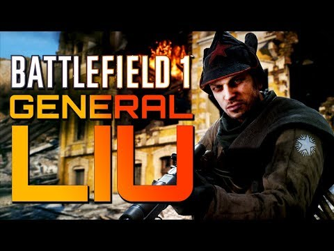 Battlefield 1: MVP with the General Liu - In the name of the Tsar DLC (PS4 PRO Multiplayer Gameplay)