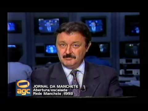 Jornal da Manchete 1993 - Escalada