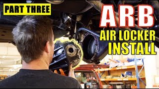 IN THIS SERIES, WE SHOW YOU GUYS HOW TO INSTALL AN ARB RD132 (WELL ...