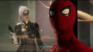 Spider-Man Reunites with Black Cat (Far From Home Suit Walkthrough) - Marvel's Spider-Man