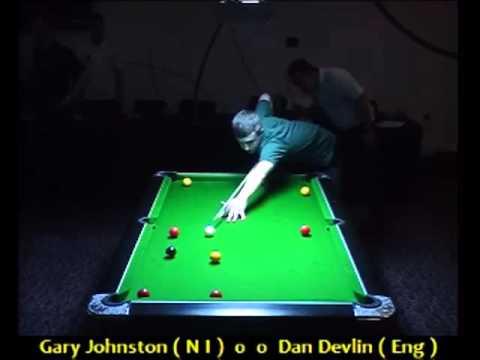 UPC International Masters 2015 - Gary Johnston (NI) vs Dan Devlin (Eng)