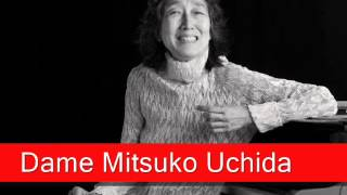 Dame Mitsuko Uchida: Mozart - Rondo in D major, K 485