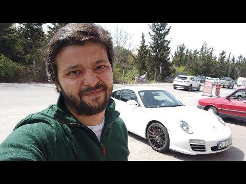 Porsche 911 ile yolda kalıyordum! Vlog#67