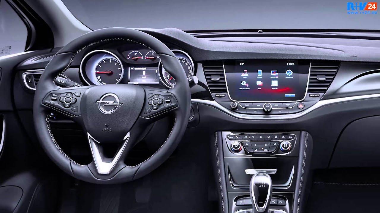 Drive-Check: Opel Astra K - 2016 | Fahrbericht | Test ...