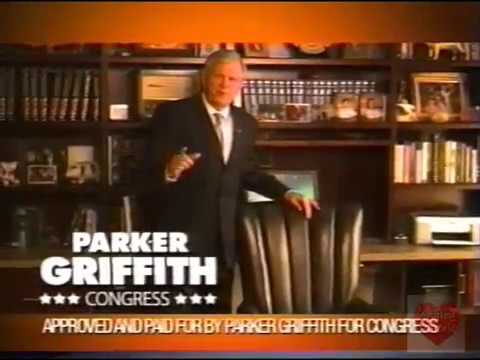 Parker Griffith | Alabama Congress | Campaign Ad | 2008