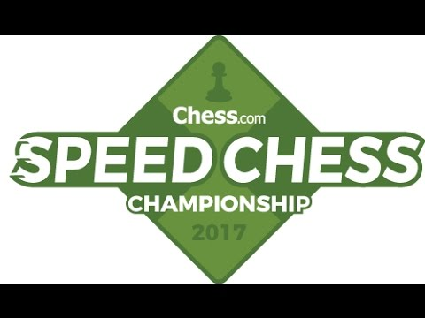 Announcing The 2017 Speed Chess Championship