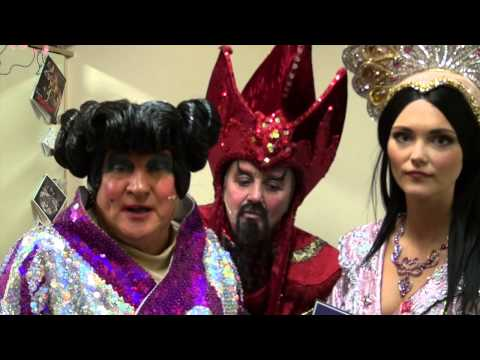 13p For The Arts  The Aladdin Cast